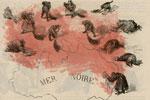 Histoire pittoresque, dramatique et caricaturale de la Sainte-Russie/ Gustave Doré.- Paris : J.Bry ainé, 1854.lithographieMusée de Brou, Ville de Bourg-en-Bresse