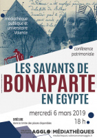 Les savants de Bonaparte en Egypte