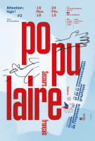 Attention logo ! : le Secours populaire français, par GRAPUS, 1981